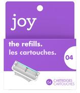 joy Five-Bladed Four Refills
