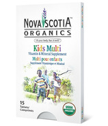 Nova Scotia Organics Kid's Multivitamins and Minerals