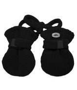 Calikids Fleece Infant Mitts Black