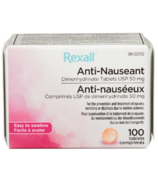 Rexall Anti-Nauseant