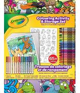 Crayola Colouring & Activity Storage Set