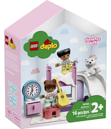 LEGO Duplo Town Bedroom Building Toy