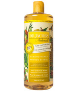 Dr. Jacobs Naturals Face and Body Wash Almond Honey
