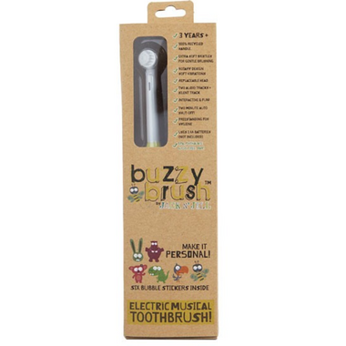 Jack N Jill Buzzy Brush Musical Electric Toothbrush