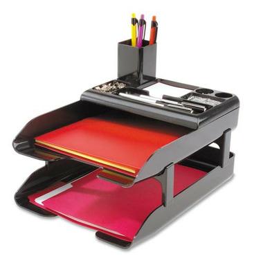 Deflect-o 5 Piece Corporate Desk Set