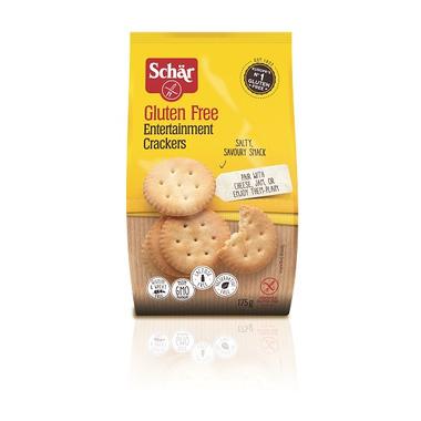 Schar Gluten Free Entertainment Crackers