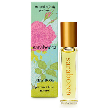 Sarabecca New Rose Natural Perfume