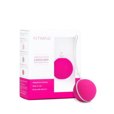 Intimina Weighted Exerciser 48g