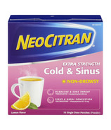 NeoCitran Extra Strength Cold & Sinus Non-Drowsy