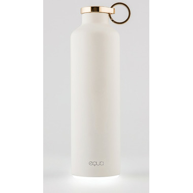 Equa Smart Water Bottle Snow White