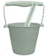 Scrunch Bucket and Spade Sage