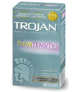 Trojan ThinTensity Lubricated Condoms