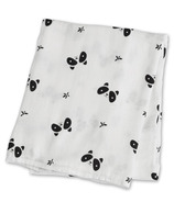 Lulujo Swaddle Blanket Bamboo Cotton Panda