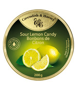 Cavendish & Harvey Sour Lemon Candy