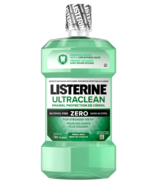 Listerine Ultraclean Enamel Protection Zero