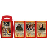 Top Trumps: Goblet of Fire