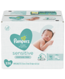 Pampers Baby Wipes Sensitive Perfume Free Pop-Top Packs