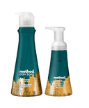 method Foaming Hand Wash and Dish Soap Frosted Fir Bundle