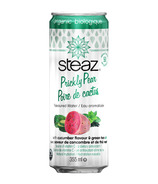 Steaz Prickly Pear Flavoured Water with Cucumber & Green Tea