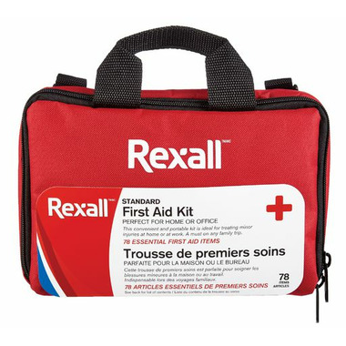 Rexall Home First Aid Kit