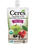 Ceres Organic Smoothie To Go Apple Berry
