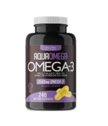 AquaOmega 1:5 High DHA SoftGels