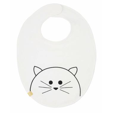 Lassig Little Chums Waterproof Medium Bib Cat