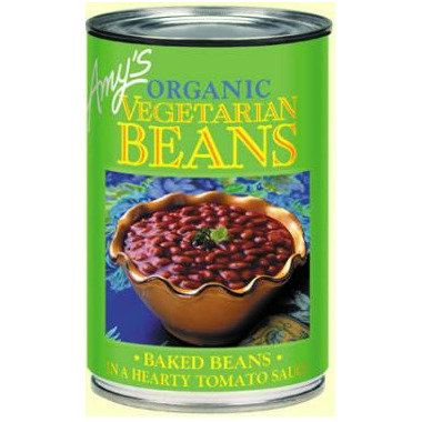 Amy\'s Organic Vegetarian Baked Beans