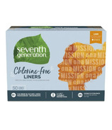 Seventh Generation Chlorine-Free Liners