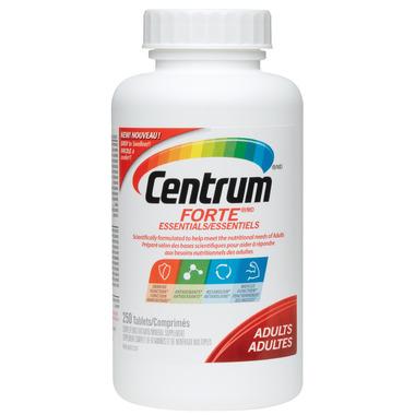 Centrum Forte Multivitamin