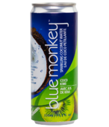Blue Monkey Kiwi Sparkling Coconut Water