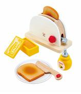 Ensemble grille-pain automatique des jouets Hape