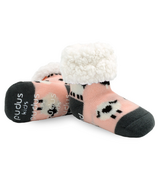 Pudus Classic Sheep Blush Socks Kids