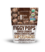 Made in Nature Organic Figgy Pops Choco Crunch