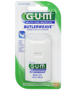 Gum ButlerWeave Dental Floss Waxed