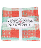 Now Design Fiesta Check Dishcloth Set