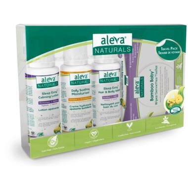 Aleva Naturals Newborn Travel Pack