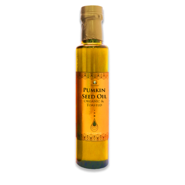 Eciodeas Organic Toasted Pumpkin Seed Oil