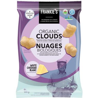 Frankie\'s Organic Clouds White Cheddar