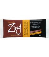 Zing Dark Chocolate Hazelnut Nutrition Bars