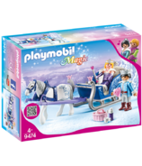 Playmobil Magic Sleigh with Royal Couple