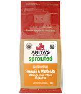 Anita's Organic Mill Organic Sprouted Whole Wheat Pancake & Waffle Mix