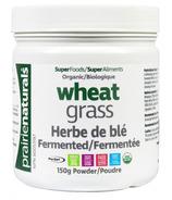 Prairie Naturals Organic & Fermented Wheat Grass