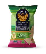 Siete Grain Free Tortilla Chips Lime
