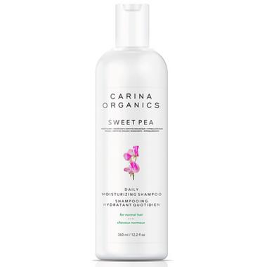 Carina Organics Daily Moisturizing Shampoo Sweet Pea