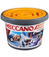 Meccano Junior Free Play Bucket Kit