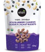 Elan Organic Acai Blueberry Cashews
