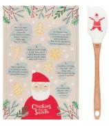 Now Designs Santa Holiday Baking Bundle