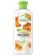 Herbal Essences Daily Detox Volume Conditioner Orange & Mint