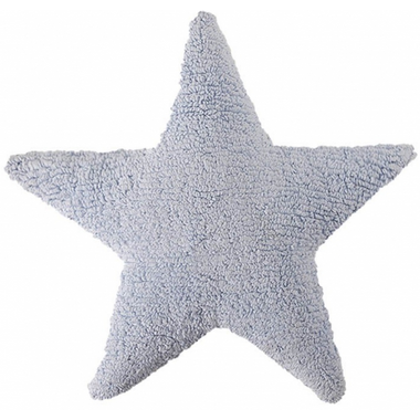 Lorena Canals Washable Cushion Blue Star